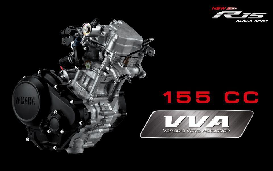 Yamaha R15 2020 Engine