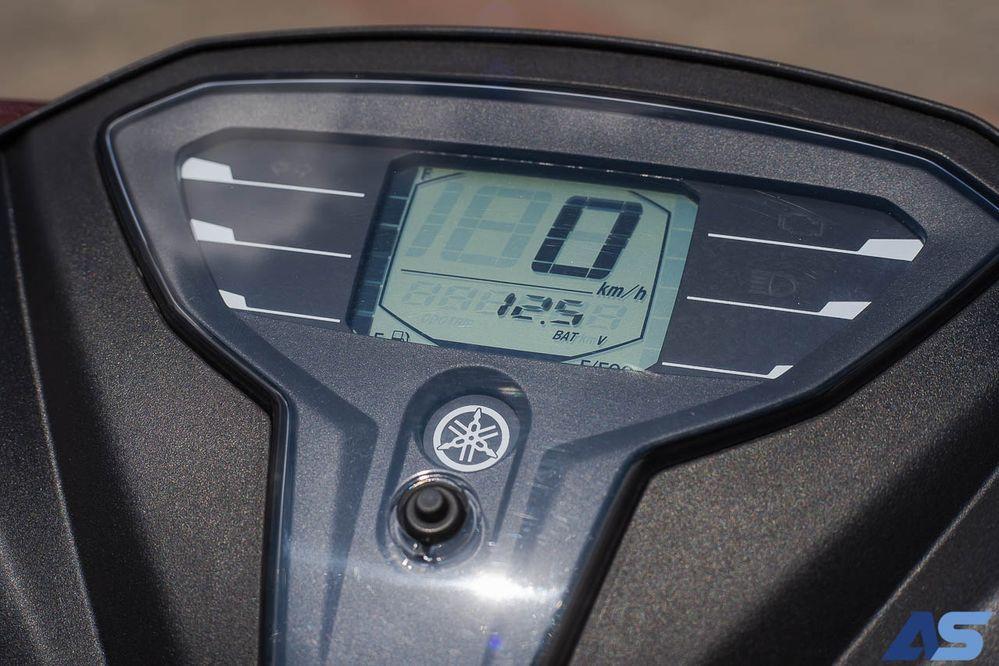 รีวิว Yamaha FreeGo 125