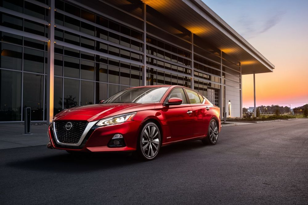 2019 Nissan Altima พร้อมเปิดตัวพร้อมรุ่นพิเศษ Special One