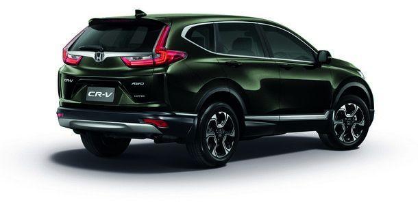 All-new Honda CR-V_Rear