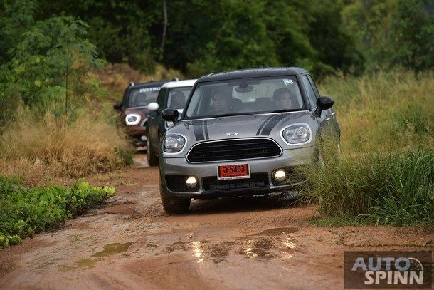 All new MINI Countryman (125)