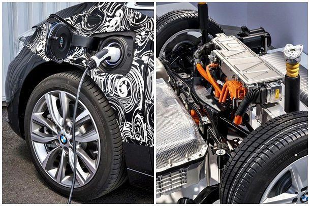 BMW 2 Series ActiveTourer HB1