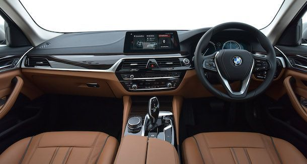 BMW 520d Luxury 20