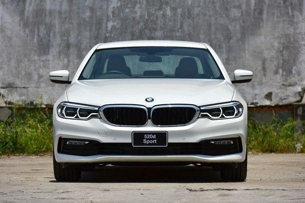 BMW 520d Sport (7)