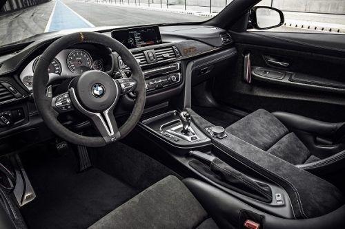BMW M4 GTS เกียร์