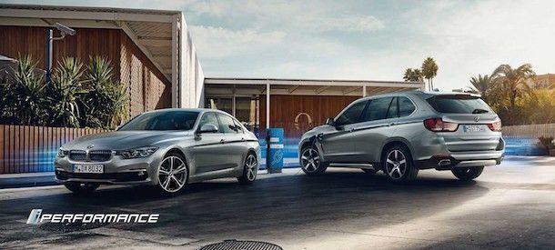 BMW iPerformance - 2