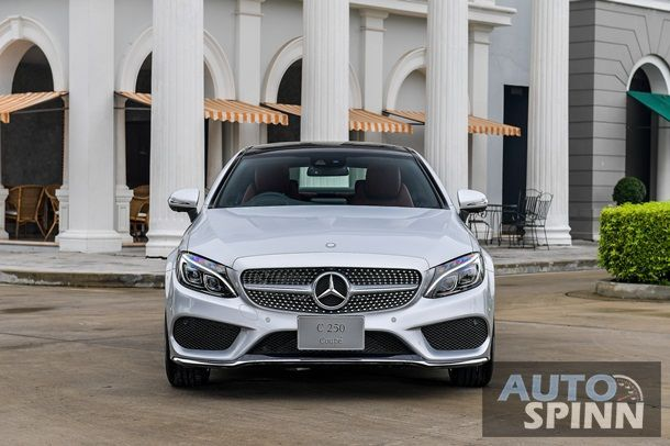C 250 Coupe AMG Dynamic - Exterior (3)