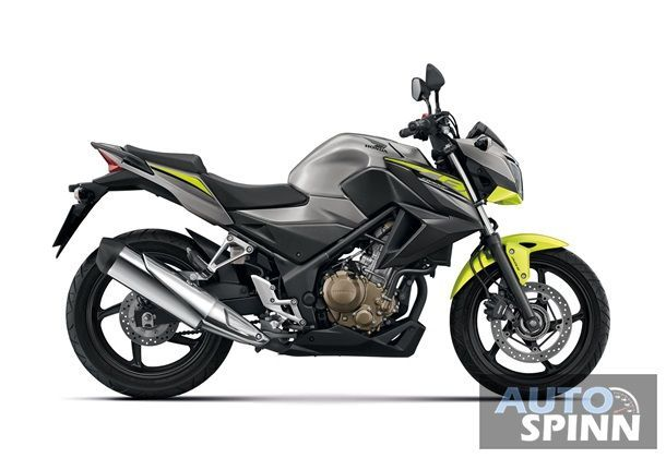 CB300F Grey-Yellow (Large)
