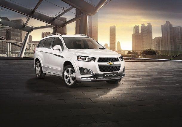 Chevrolet Captiva Sport Edition_city