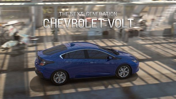 """Chevrolet and the upcoming Disney feature, """"Tomorrowland,"""" s"""
