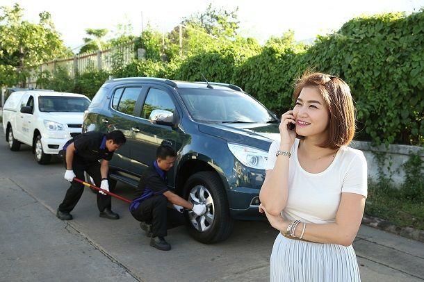 Chevrolet Roadside Assistance