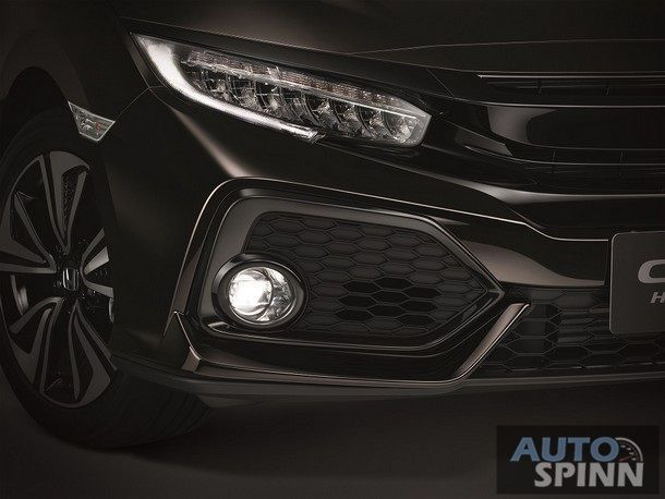 Civic Hatchback_LED Fog Lamp