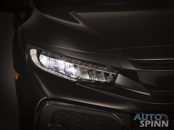 Civic Hatchback_LED Headlight