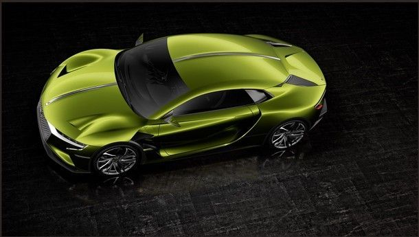 DS could create hybrid supercar -6