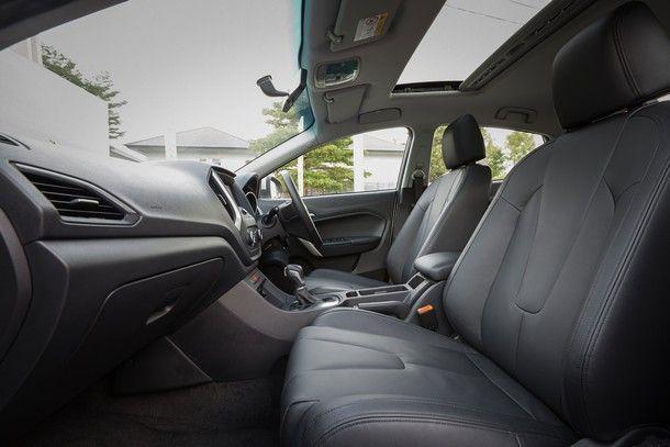 Front Passenger Seat