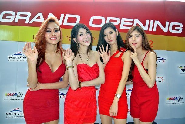 Grand Opening_Asawayont Exclusive Distributor      Showroom_4