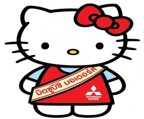 Hello Kitty Ambassador