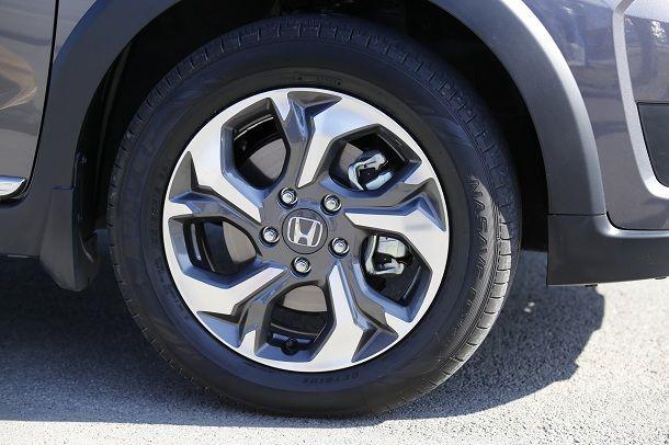 Honda BR-V_Alloy Wheel
