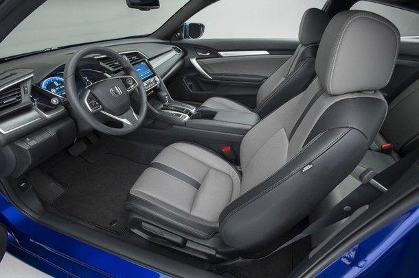 Honda Civic Copue 3