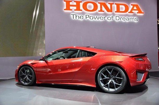 Honda NSX 2