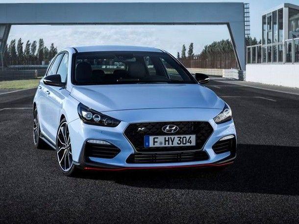 Hyundai i30 N First Edition3