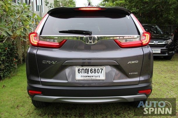 รีวิว Honda CR-V 2017 ใหม่