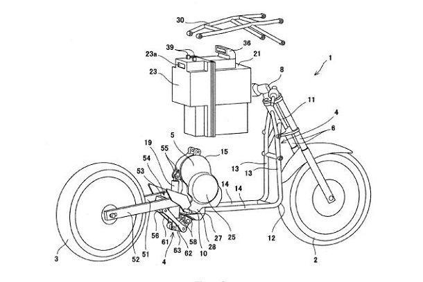 Kawasaki-electric-motorcycle-patent-application-03