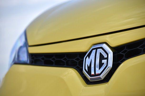 MG3 z