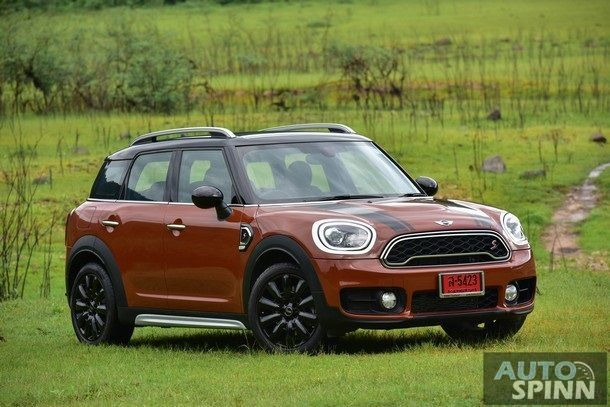 MINI Cooper S Countryman (39)