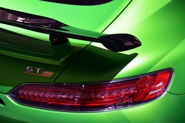 Mercedes AMG GT R Goodwood 15