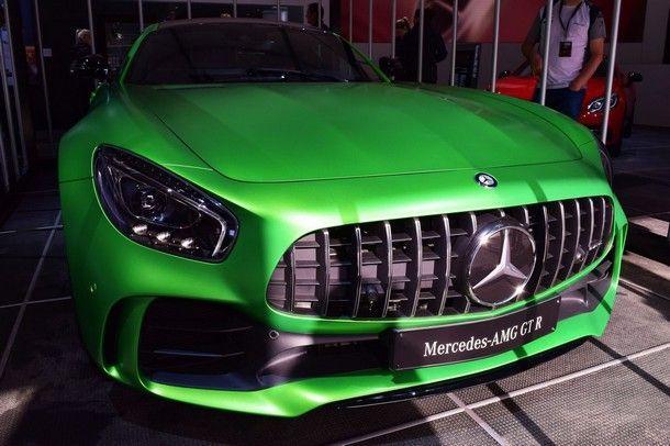 Mercedes AMG GT R Goodwood 7