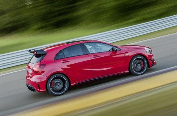 Mercedes AMG hybrids -
