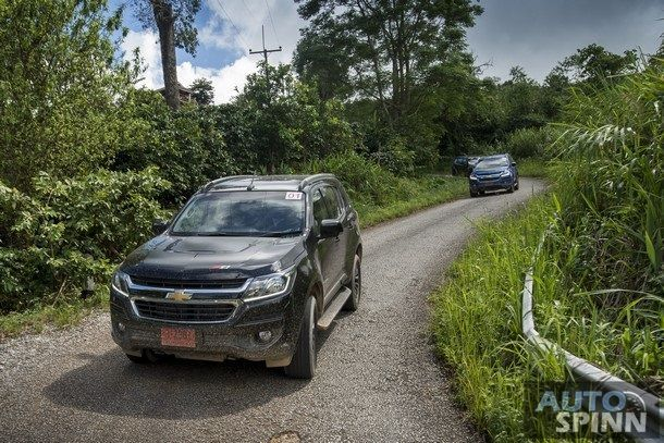 รีวิว New Chevrolet Trailblazer