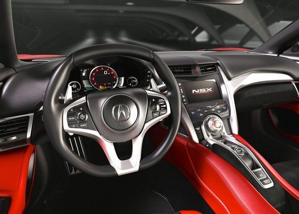 NSX Interior