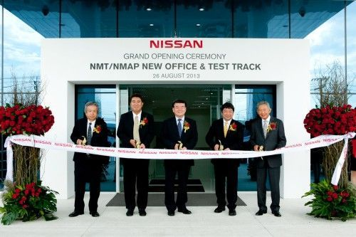 NTCSEA Ribbon Cutting-S