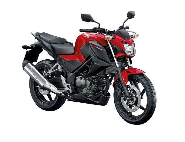 New CB300F 2015_Red