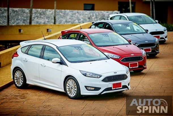 New Ford Focus Drive_18