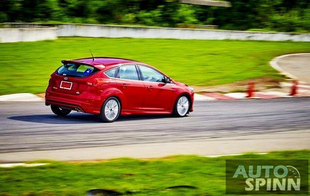 New Ford Focus Drive_22