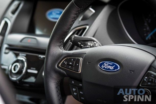 New Ford Focus Drive_35
