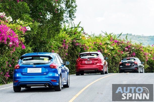 New Ford Focus Drive_37