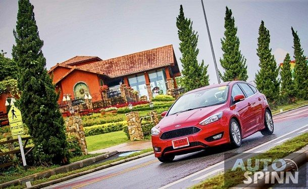 New Ford Focus Drive_8