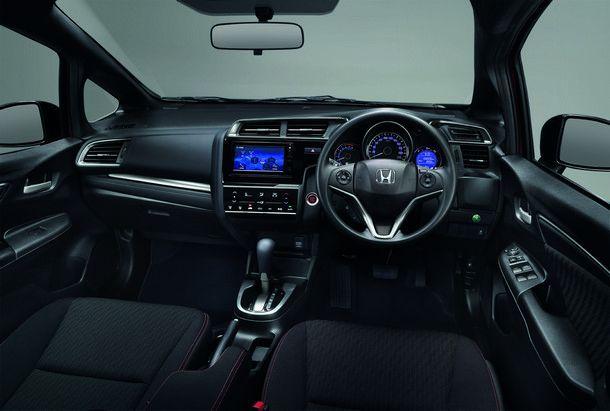 New Honda Jazz - Main Console