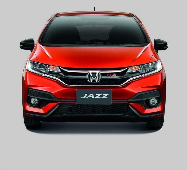 New Honda Jazz_Front (3)