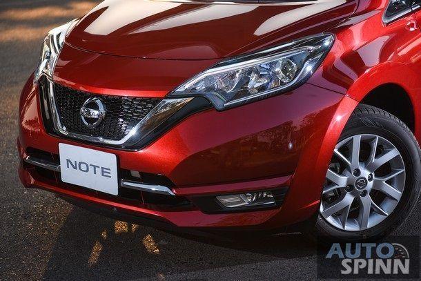Nissan NOTE นิสสันโน๊ต