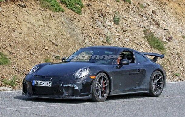 Porsche 911 GT3 2018 -3