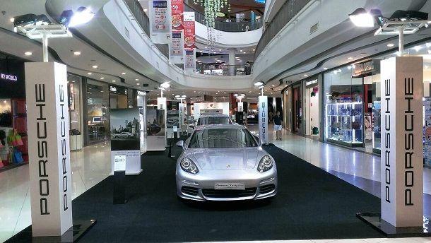 Porsche Exclusive Roadshow at Central Chonburi (2)