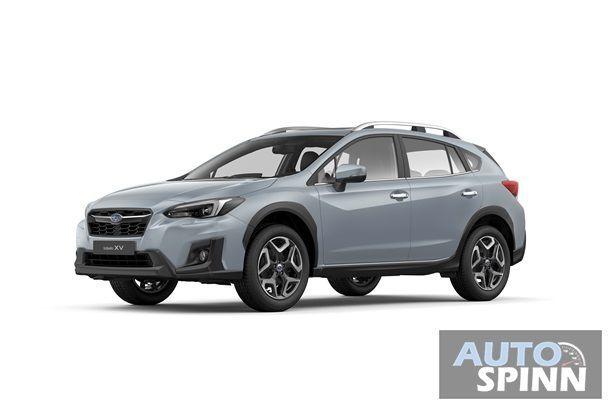Subaru XV 2.0i-S (Front) - Cool Grey Khaki