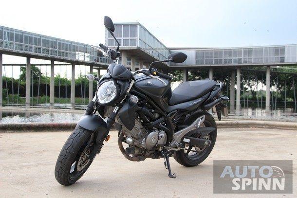 Suzuki-Gladius-ABS-TestRide24