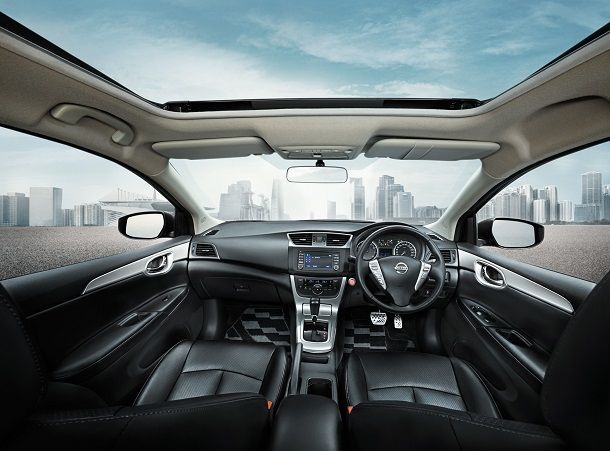 Sylphy DIG Turbo_Interior