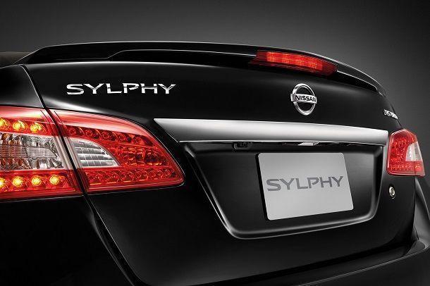 Sylphy DIG Turbo_SPOILER-BRAKE-LIGHT